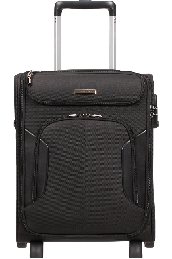 Samsonite XBR Upright Underseater USB 46cm Czarny