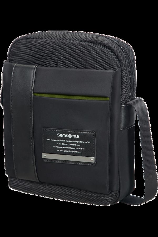 Samsonite Openroad Torba crossover na tablet M 20cm/7.9inch żywa czerń