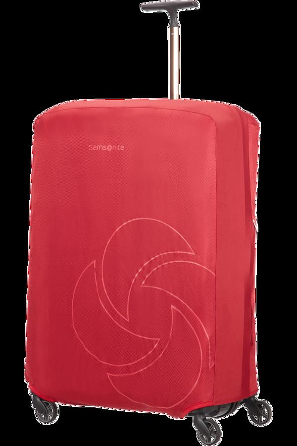 Samsonite Global Ta Foldable Luggage Cover XL  Czerwony