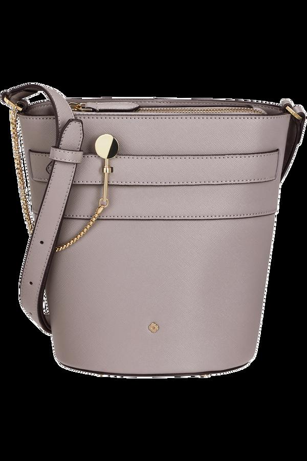 Samsonite My Samsonite Pro Bucket Bag  Lilac Grey