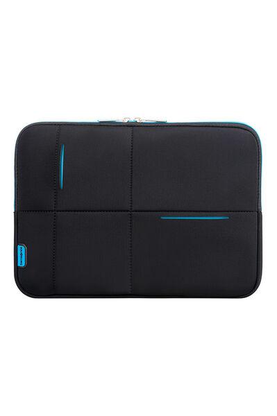 Airglow Sleeves Pokrowiec na laptopa Czarny/Niebieski