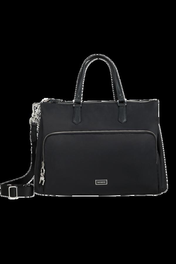 Samsonite Karissa Biz 2.0 Org. Shopping Bag 3 Comp.  14.1inch Czarny