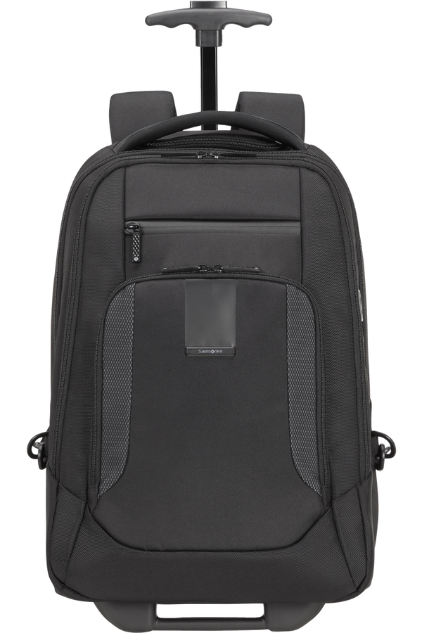 Samsonite Cityscape Evo Laptop Backpack with Wheels  15.6inch Czarny