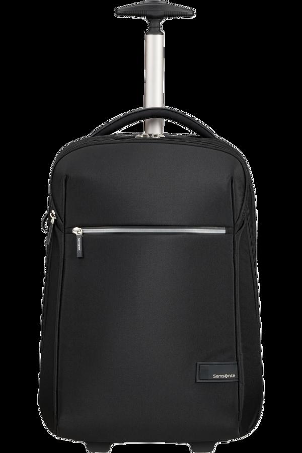 Samsonite Litepoint Laptop Backpack with Wheels 17.3'  Czarny