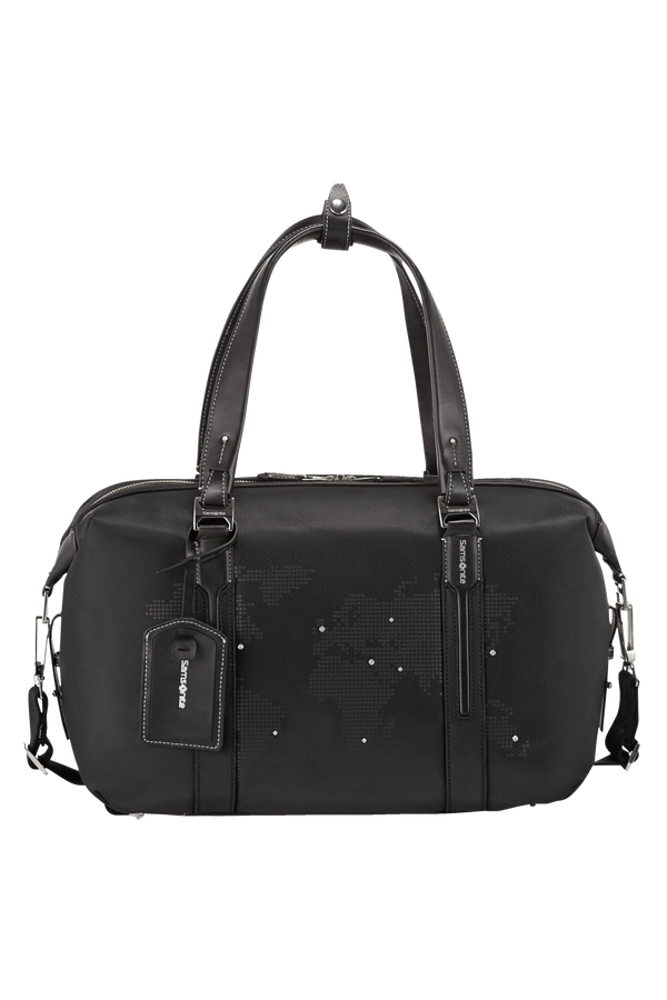 Samsonite Gallantis Ltd Duffle 45/18 Sw  Crystal Black