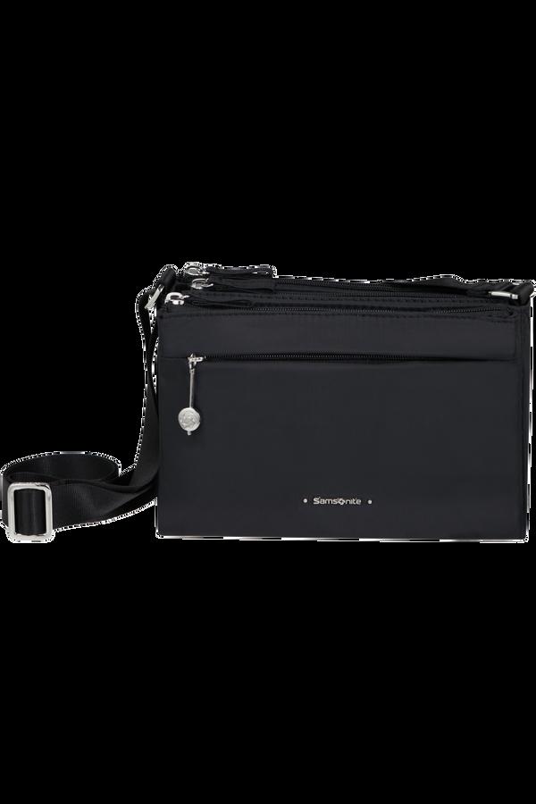 Samsonite Move 3.0 H.Shoulder Bag 3 Comp S  Czarny