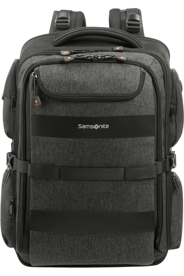 Samsonite Bleisure Backpack 17.3' Exp Overnight +  Antracytowy