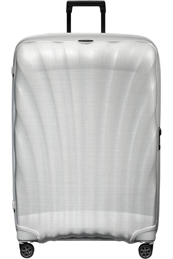 Samsonite C-Lite Spinner 86cm  Off White
