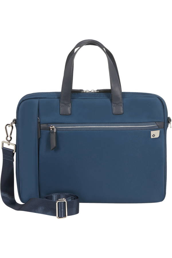 Samsonite Eco Wave Bailhandle  15.6inch Midnight Blue