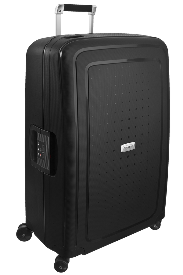 Samsonite S'Cure DLX Spinner 75cm Grafitowy