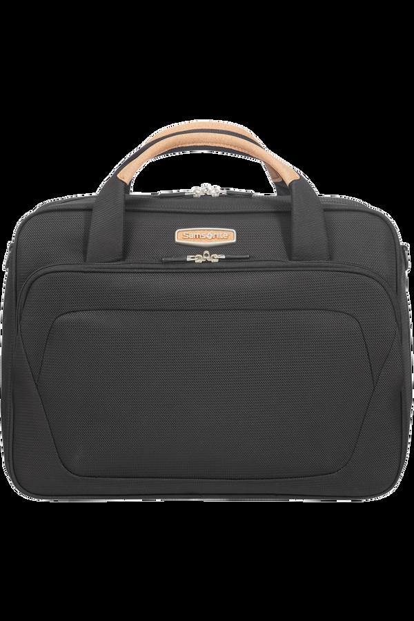 Samsonite Spark Sng Eco Shoulder Bag  Eco Black