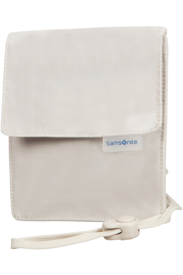 Samsonite Global Ta RFID Neck Pouch Beżowy