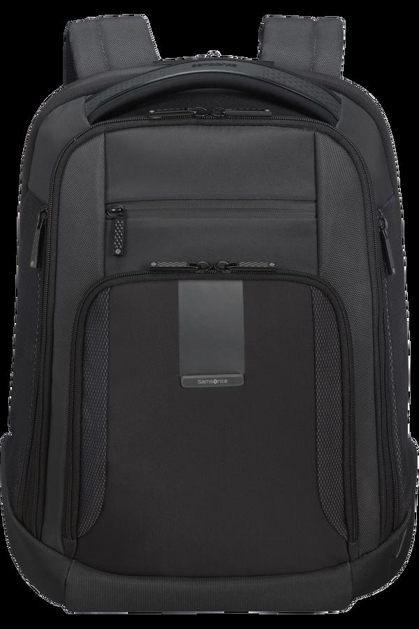 Samsonite Cityscape Evo Laptop Backpack Expandable  15.6inch Czarny