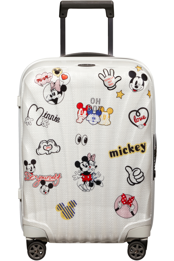 Samsonite C-Lite Disney Spinner Disney 55cm  Minnie/Mickey Stickers
