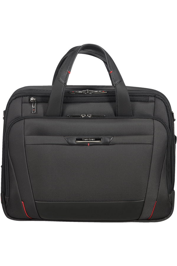 Samsonite Pro-Dlx 5 Laptop Bailhandle Expandable  39.6cm/15.6inch Czarny