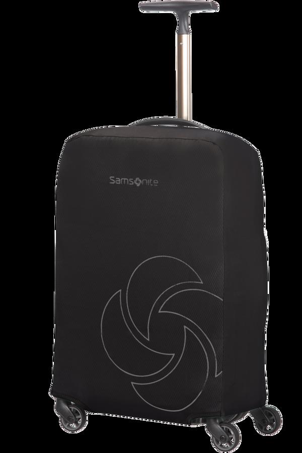 Samsonite Global Ta Foldable Luggage Cover S  Czarny