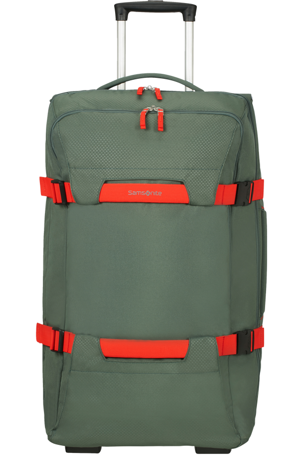 Samsonite Sonora Duffle with wheels 68cm  Thyme Green