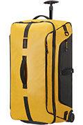 Paradiver Light Torba podróżna na kółkach 79cm Żółty
