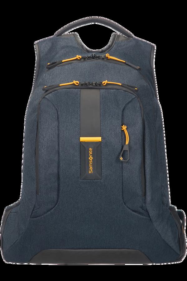Samsonite Paradiver Light Plecak na laptopa L 39.6cm/15.6inch Jeansowy