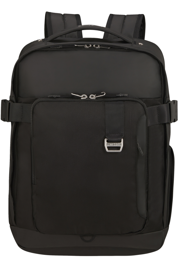 Samsonite Midtown Laptop Backpack Expandable L 15.6inch Czarny