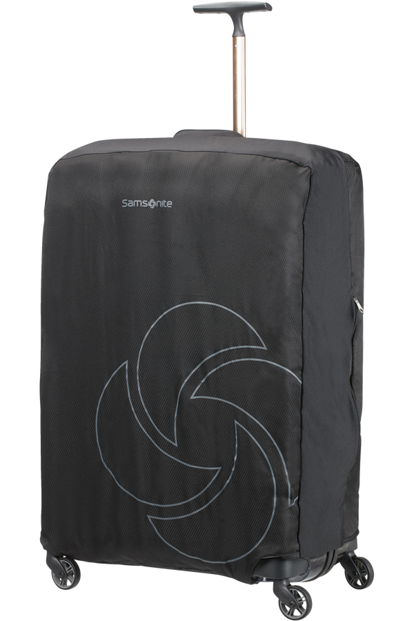 Samsonite Global Ta Foldable Luggage Cover XL  Czarny