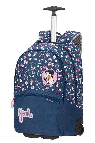 Color Funtime Disney Plecak na kółkach