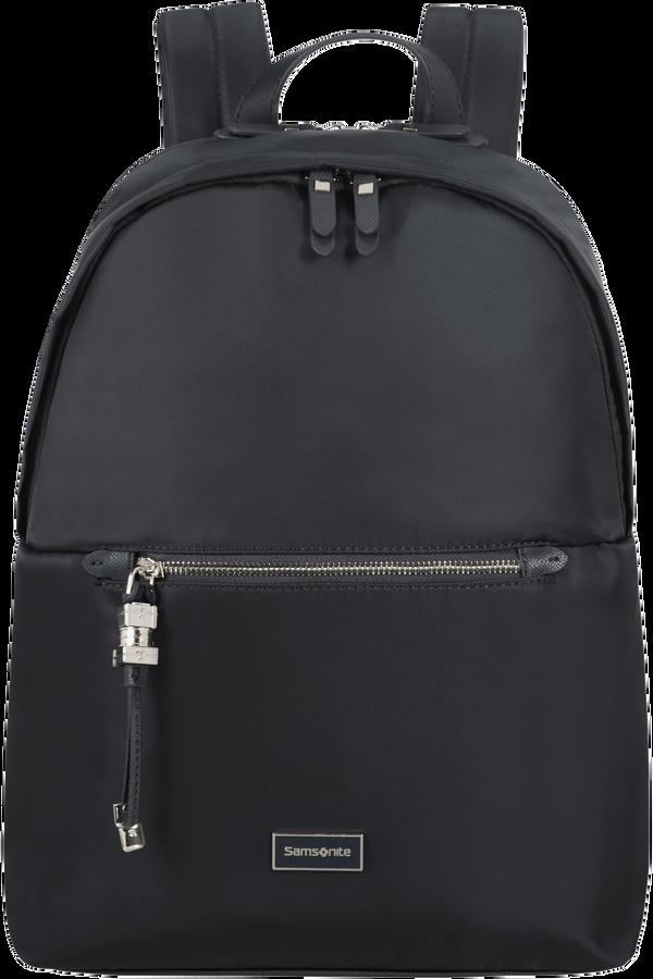 Samsonite Karissa Biz Round Backpack  35.8cm/14.1inch Czarny