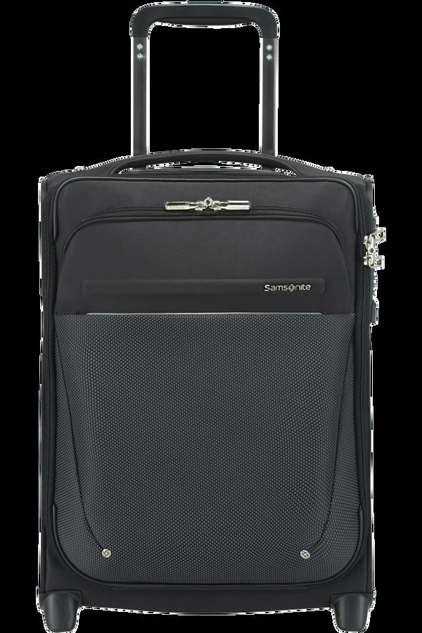 Samsonite B-Lite Icon Upright Underseater USB 45cm  Czarny