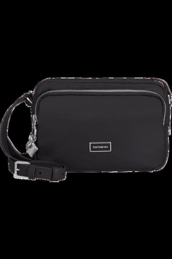 Samsonite Karissa 2.0 Pouch + Shoulder Bag M  Czarny
