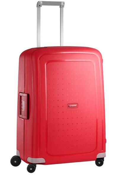 S'Cure Walizka na 4 kółkach 69cm Crimson Red