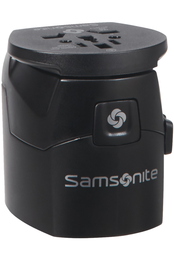 Samsonite Global Ta Worldwide Adapter Czarny