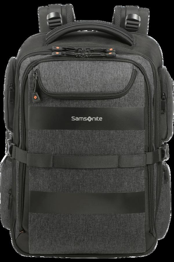 Samsonite Bleisure Backpack 15.6' Exp Overnight  Antracytowy