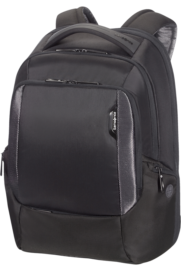 Samsonite Cityscape Tech Laptop Backpack Expandable 43.9cm/17.3inch Czarny