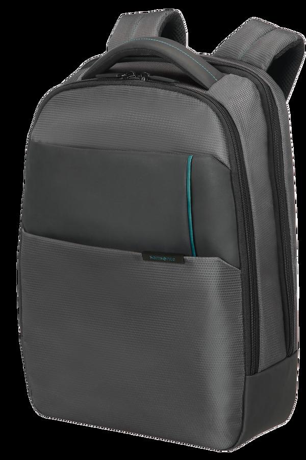 Samsonite Qibyte Plecak na laptopa 35.8cm/14.1inch Antracyt