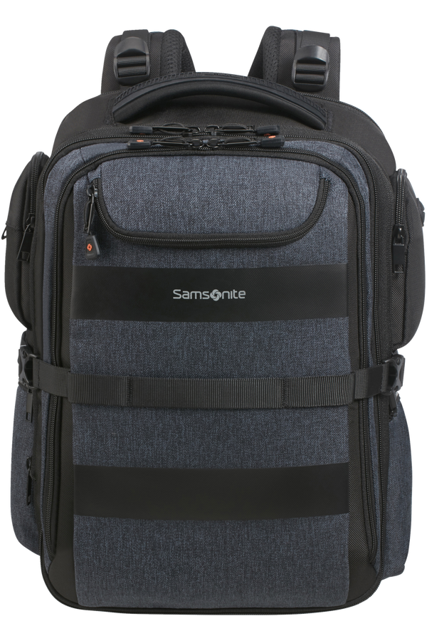 Samsonite Bleisure Backpack 15.6' Exp Overnight  Ciemnoniebieski
