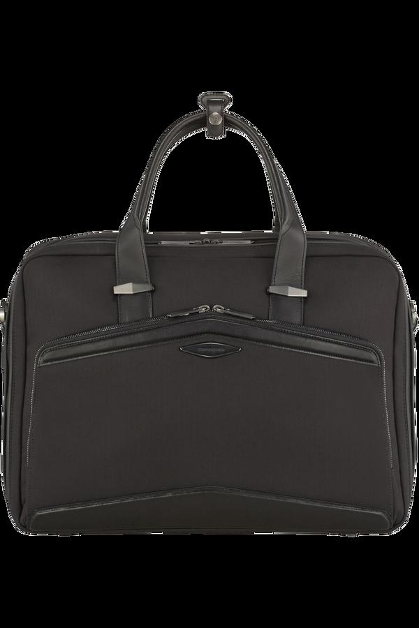 Samsonite Selar Shoulder Bag 24H  Czarny