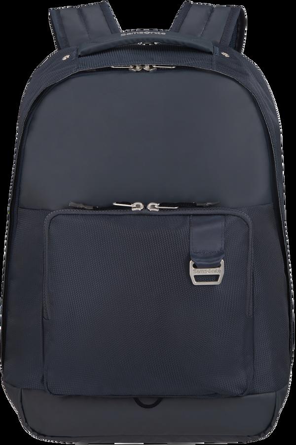 Samsonite Midtown Laptop Backpack M 15.6inch Ciemnoniebieski