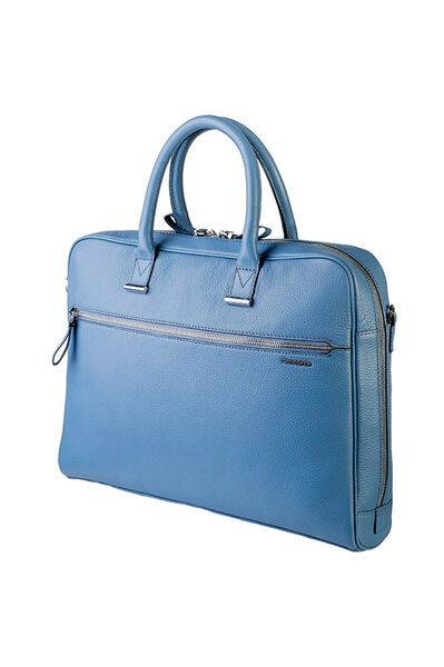 Highline Damska torba typu business Dusty Blue