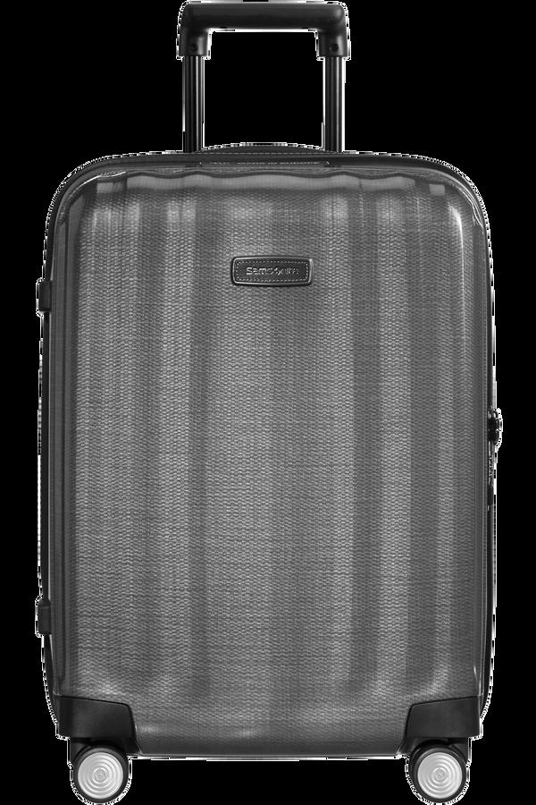 Samsonite Lite-Cube DLX Spinner 55cm Width 23cm  Eclipse Grey