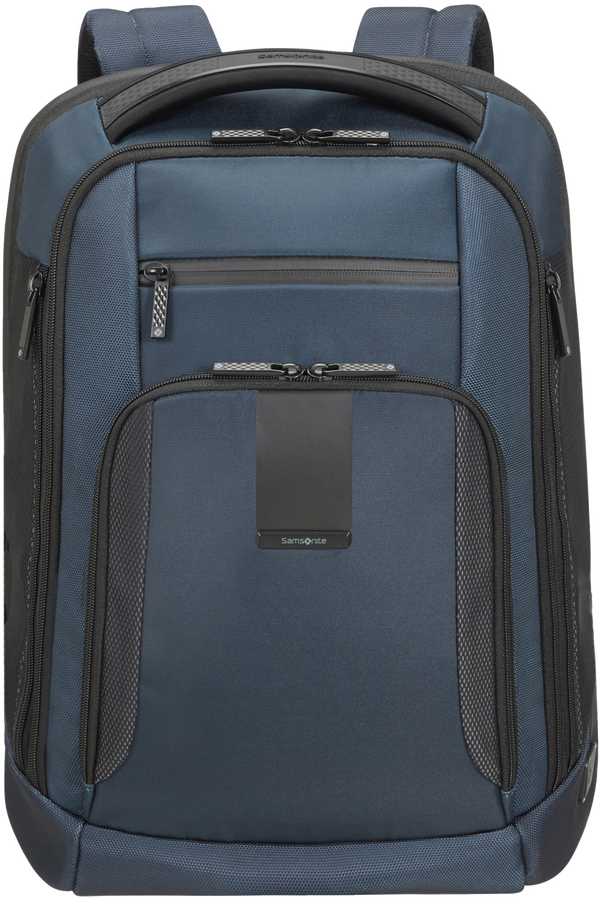 Samsonite Cityscape Evo Laptop Backpack Expandable  17.3inch Niebieski