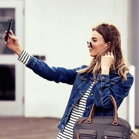 Czas na selfie