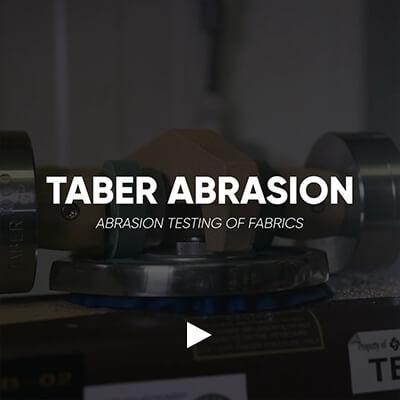 Taber Abrasion Tester