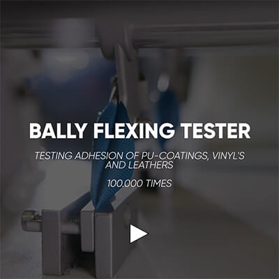 Bally Flexing Tester