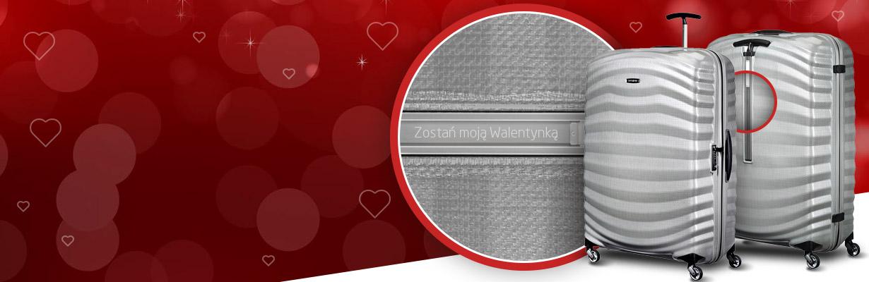 Dodaj szczyptę romantyzmu do Twojej walizki Lite-Shock*