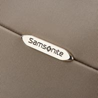Long-lasting luggage made from highly resistant and durable material with triple 360° corner protection