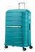 Flux Walizka na 4 kołach poszerzany 75cm Ocean Blue