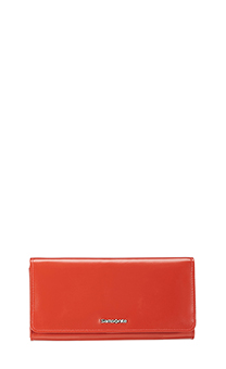 Lady Chic II SLG Portfel Coral Red