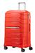 Flux Walizka na 4 kołach poszerzany 68cm Tangerine Red
