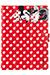 Tabzone Disney Pokrowiec na tablet Minnie Rocks The Dots